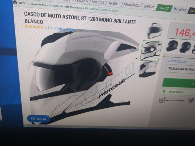 casco modular buena calidad