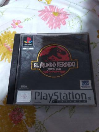 Jurassic Park Playstation
