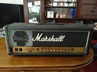 Vendo amplificador de guitarra Marshall jcm 900