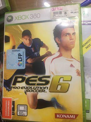 3 videojuegos para la Xbox 360