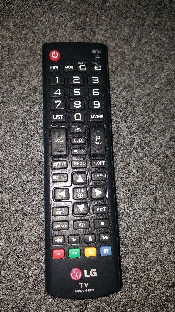 """Televisión LG de 32"""""""