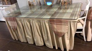 Mesa grande salón
