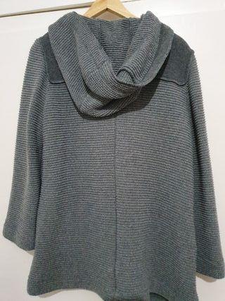 Abrigo gris Penny Black