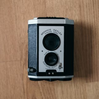 Kodak Brownie Synchro Model