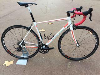 bicicleta de carretera conor wrc spirit