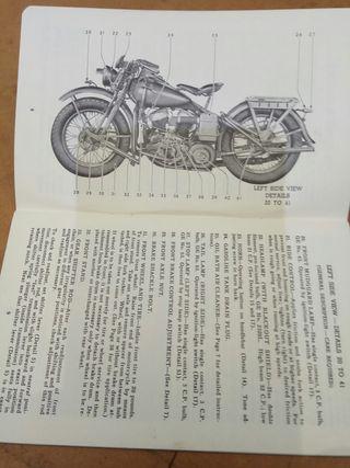 Harley Davidson WLC manual de usuario