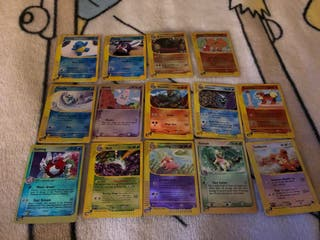 Pack 115 Cartas Pokemon E-Reader