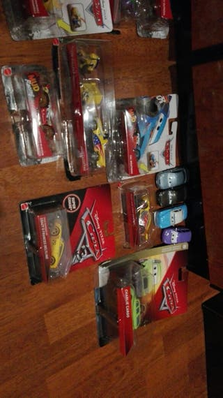 lote coches cars 3