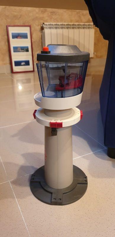 Torre de control playmobil
