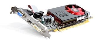 Tarjeta gráfica ATi Radeon HD 5570 1GB