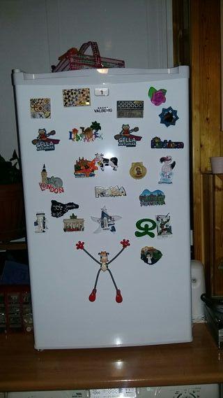 frigorífico pequeño con poco uso nuevo