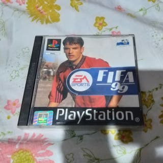 FIFA 99 Playstation