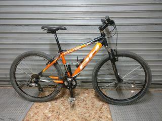 Bicicleta mtb BH Over-X 5.4