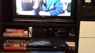 Reproductor DVD Grabador TDT Energy Sistem