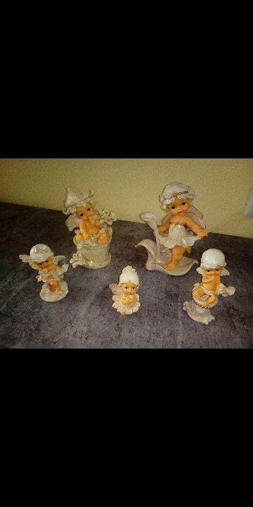 figuras de angelitos