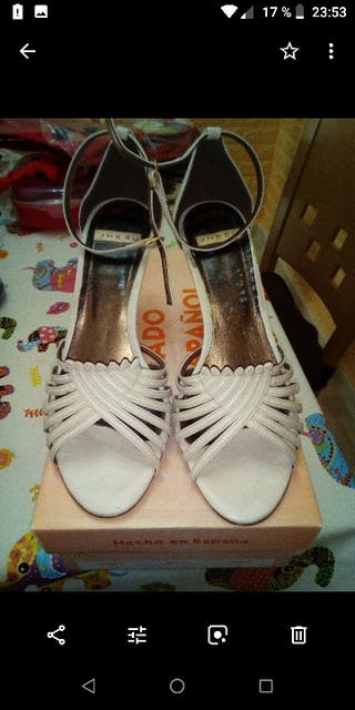 zapatos de jhesu