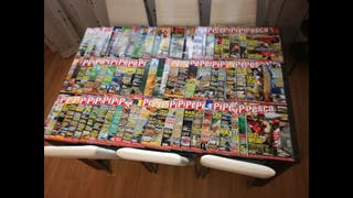 80 revistas de pesca