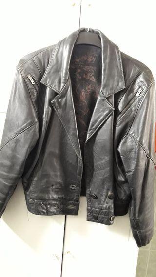 chaqueta de mujer,piel