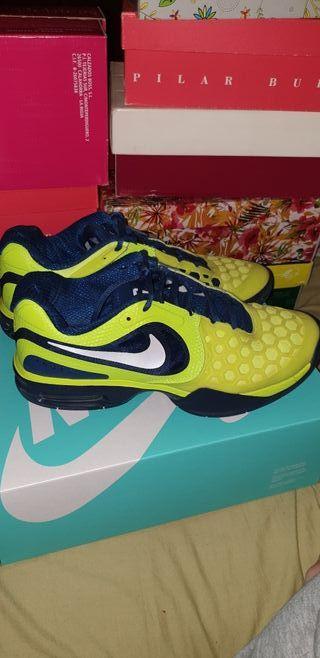 zapatillas tenis Nike ballistec