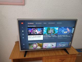 TELEVISIÓN LG SMART WIFI 32