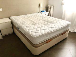 Canapé abatible +colchón