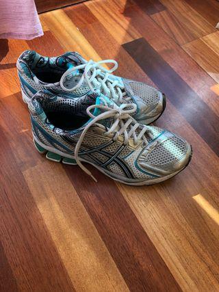 Zapatillas deporte Asics Gel mujer