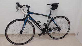 Bicicleta de carretera carbono Bh prisma 2015