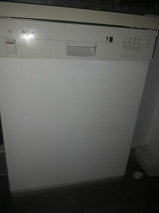 lavavajillas Bosch 60x 85cm