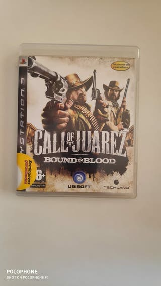 call of juarez ps3