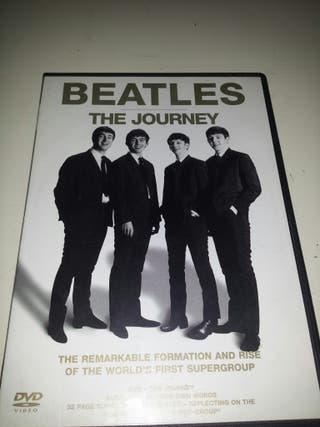 DVD Beatles The Journey
