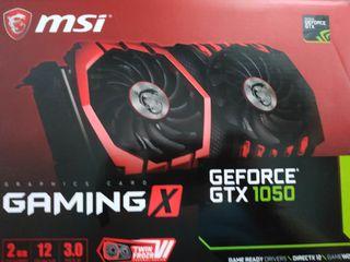 Gráfica Nvidia MSI GTX 1050