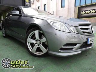 Mercedes-Benz Clase E Coupe E 220 CDI Blue Efficiency Elegance 125 kW (170 CV)