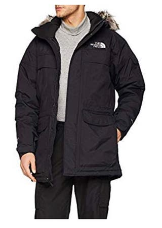 CHAQUETA NORTH FACE MACMURDO