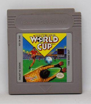 Nintendo World Cup GameBoy