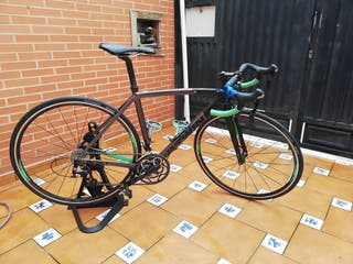 Bicicleta de carretera BTWIN ULTRA 700 AF 105