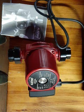 bomba de calefacción