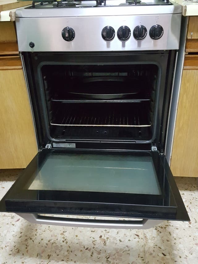 Horno cocina de gas