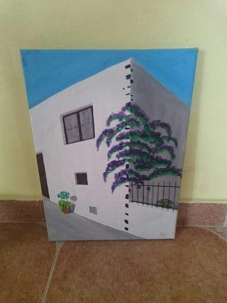cuadro pintado