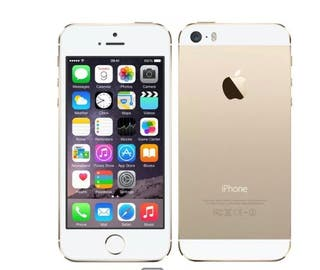 IPHONE SE 16GB libre color oro