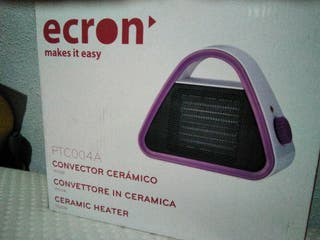 Convector cerámico PTC004A Ecron