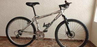 bicicleta de Montaña ALUMINIO 26 pulgadas