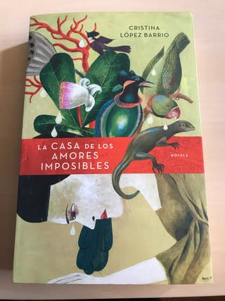 """Libro """" La casa de los amores imposibles"""""""