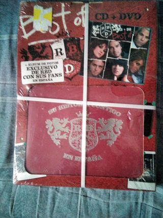 Best of RBD CD + DVD