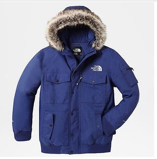 NORTH FACE GOTHAN AZUL TALLA M