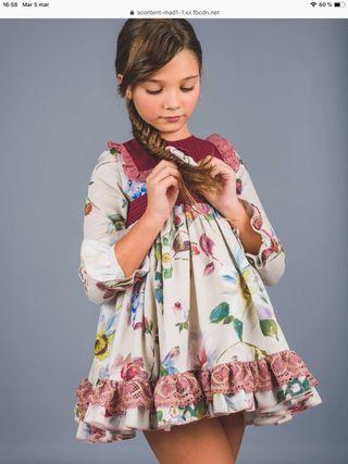Lote 3 vestidos La Ormiga