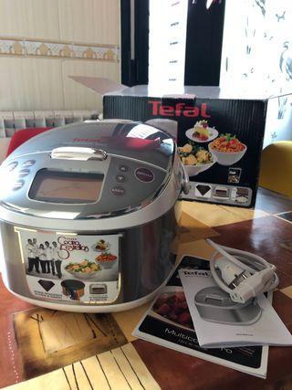 Robot cocina TEFAL Multicook Pro (NUEVO)