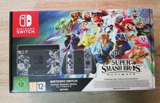 Nintendo switch Ed. limitada