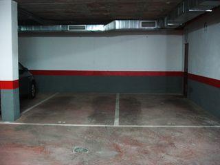 Se alquila plaza de garaje nueva construcción