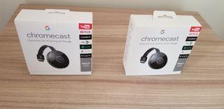 Vendo Chromecast 2 (25€ unidad)