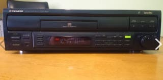 Reproductor Laser disc y CDs Pioneer